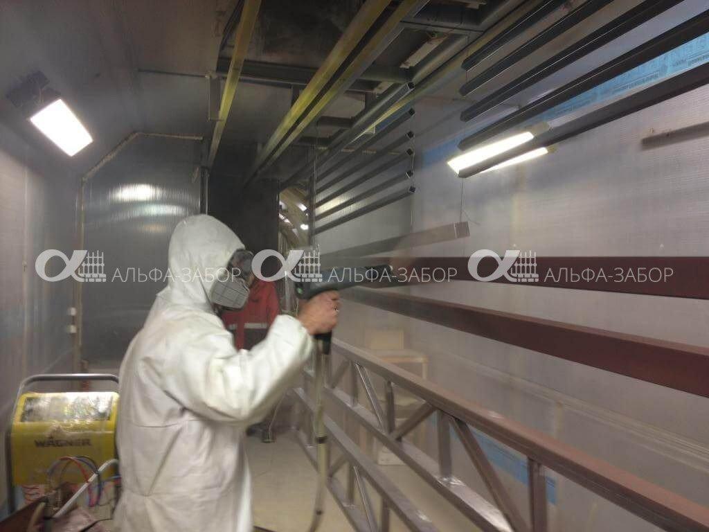 okrashivanie poroshkovoy kraskoy 1 1024x768 - порошкове фарбування