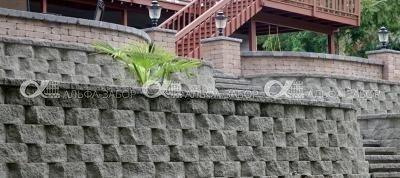 Подпорные (опорные) стены