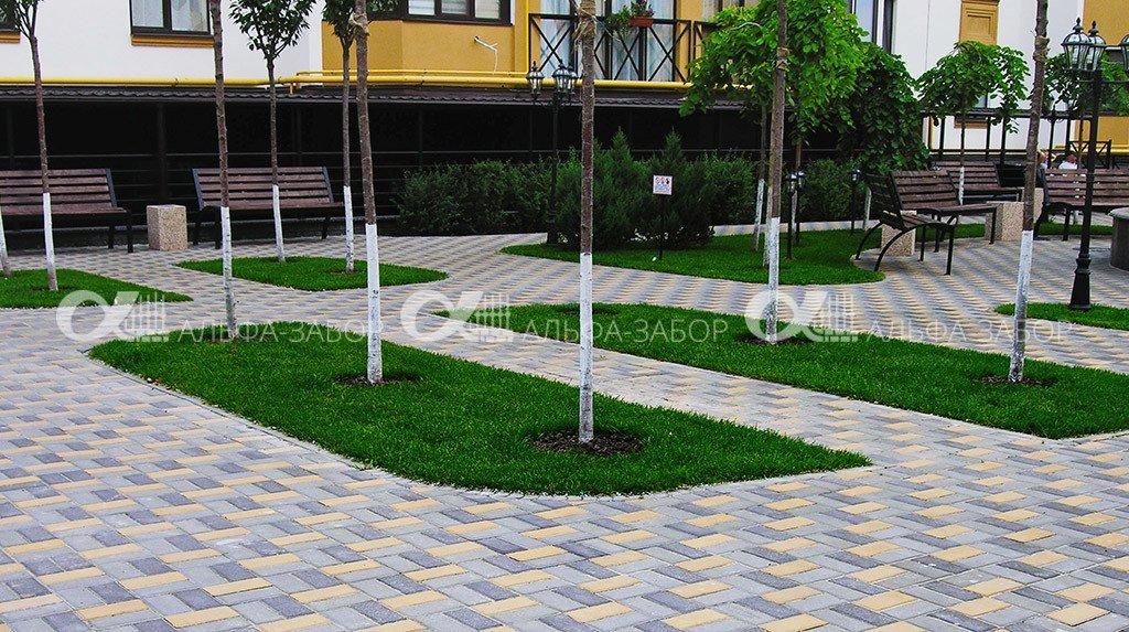3 6 - Тротуарна плитка