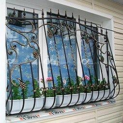 3 7 - Металлические решётки на окна и двери