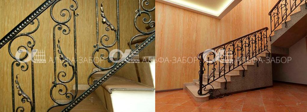 DSC 0034 1 4 - Перила своими руками | Как установить перила в доме
