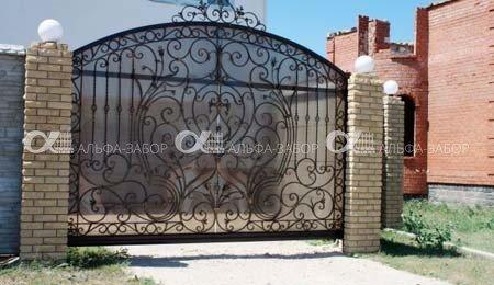 кирпичный забор заказать