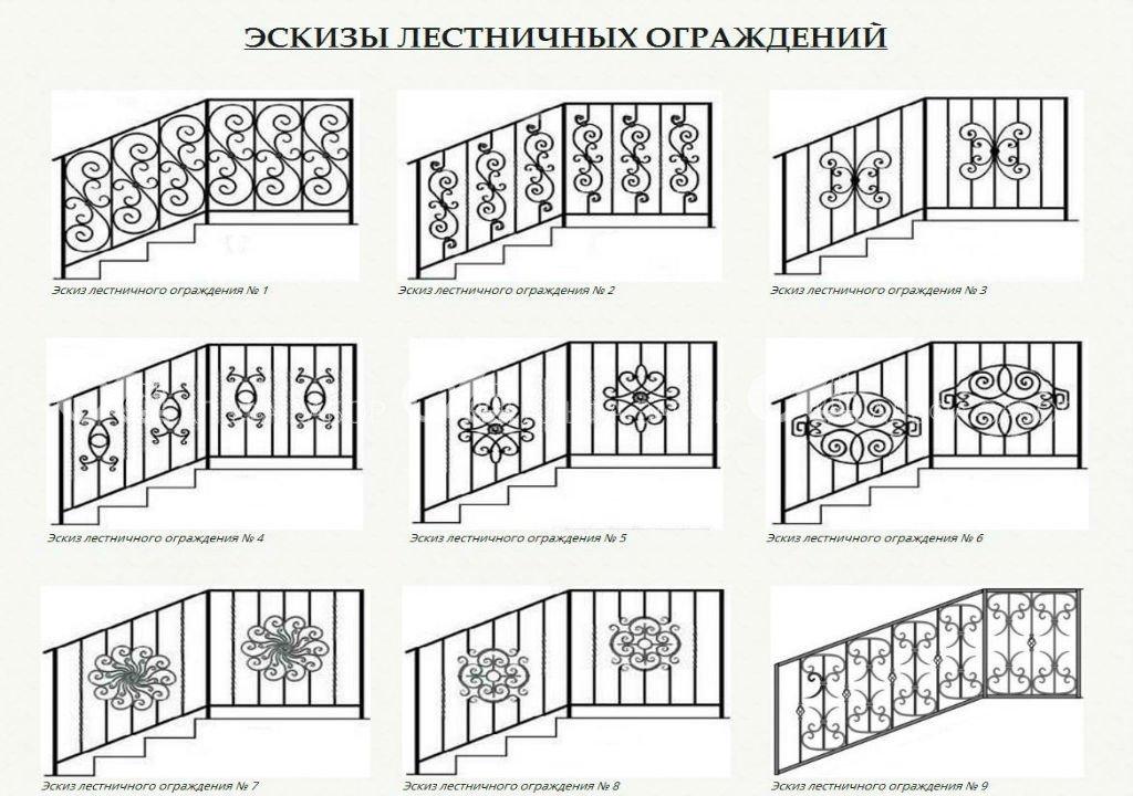 krasivye kovanye perila dlya lestnic ot proekta do ustanovki 53 - Перила своими руками | Как установить перила в доме