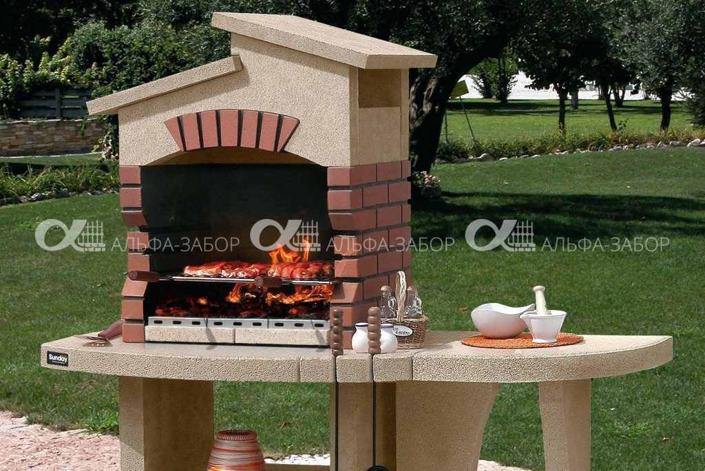 unique fire pit oven pits image of backyard seating ideas and paradise outside patio design small decorating gazebo patios on budget garden paving designs set pool kopiya 1024x684 - Как построить беседку с мангалом своими руками