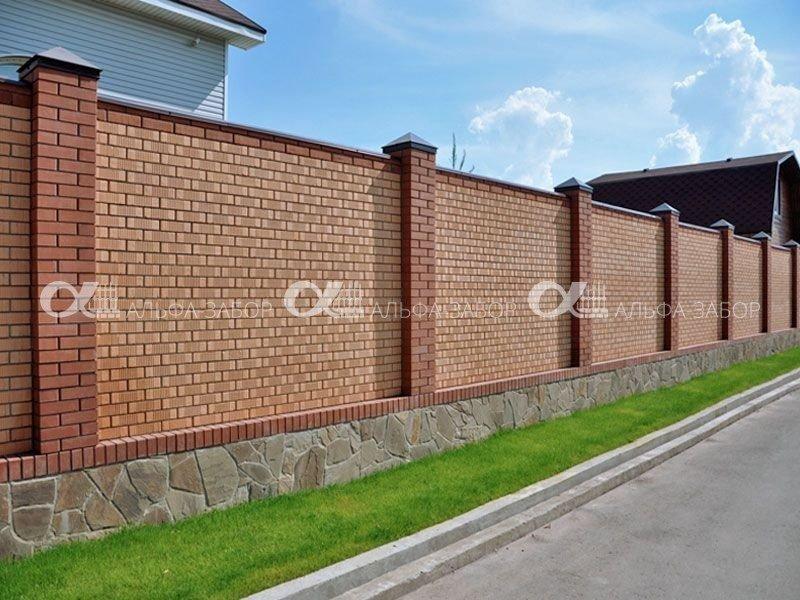 unnamed file 8 - Забор из кирпича своими руками